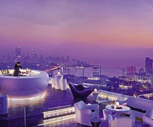 luxury, city, and light image