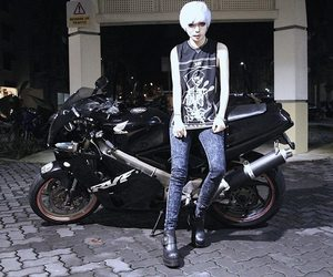 asian, cool, and fashion image