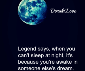 legend, moon, and quotes image