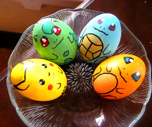 easter, pokemon, and eggs image