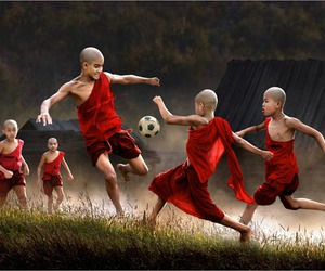 soccer, children, and football image