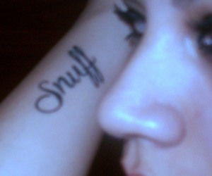 girl, slipknot, and sorrow image