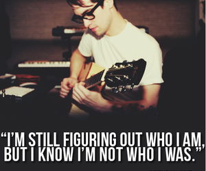 brendon urie, panic! at the disco, and quotes image