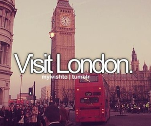 london, we heart it, and love image