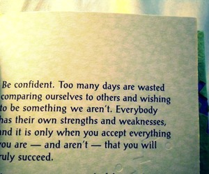 quotes, confident, and life image