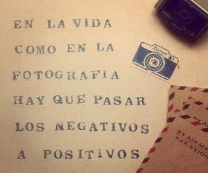 fotografia, frases, and vida image