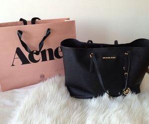 acne, bag, and fashion image