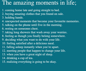 amazing, life, and moment image