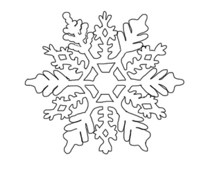 overlay, snowflake, and winter image