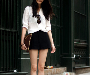 fashion, model, and ming xi image