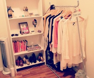 clothes, shoes, and pink image