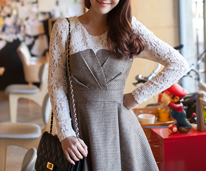 asian fashion, korean fashion, and womens fashion image