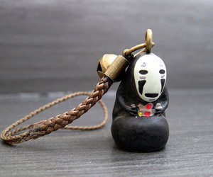 japan, no-face, and studioghibli image