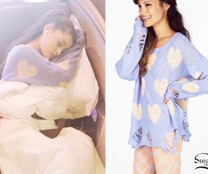 ariana grande, style, and outfit image