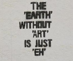 art, imagination, and quotes image