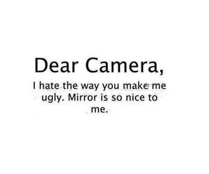 camera, mirror, and nice image