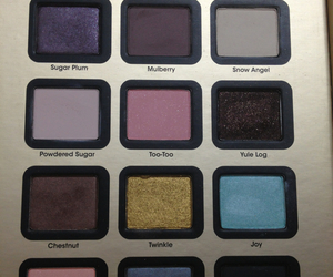 pallete, pretty, and too faced image
