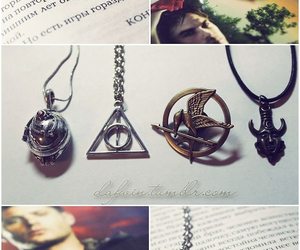supernatural, books, and harry potter image