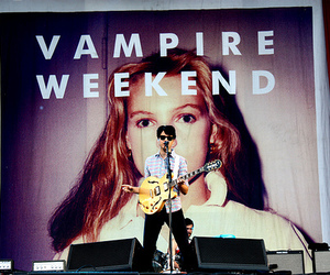 vampire weekend, Ezra Koenig, and music image