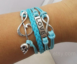 fashion jewelry, personalized bracelets, and infinite image