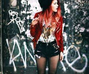 style, hair, and grunge image