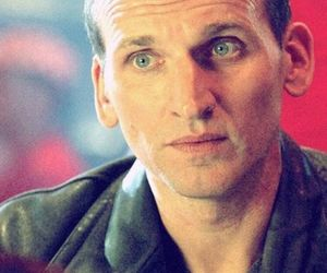 doctor who, ninth doctor, and time lord image