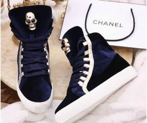 chanel, shoes, and loove image