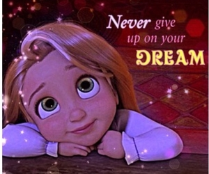 Dream and tangled image