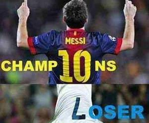 loser, the best, and fc barcelona image