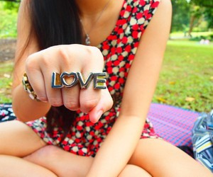 photography, pretty, and ring image