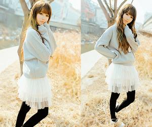 model, ulzzang girl, and park hyo jin image