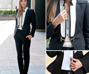 fashion and suit image