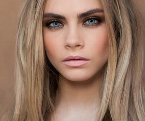beautiful, famous, and cara delevigne image