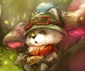 league of legends, lol, and teemo image