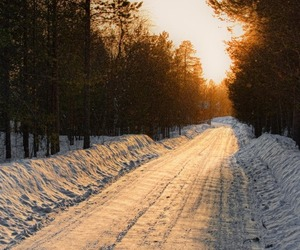 finland, lapland, and nature image
