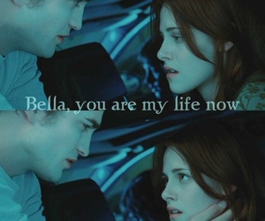 bella swan, car, and couple image