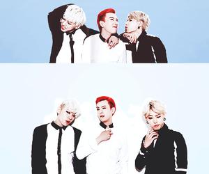 kpop, leader, and rapper image