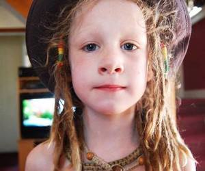 boy, child, and dreads image