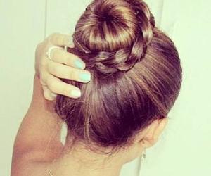 hair, cute, and love image