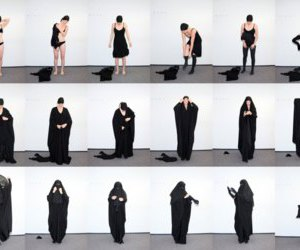 burka, how to, and O_o image