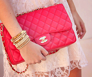 chanel, style, and chanel bag image