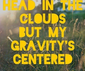 clouds, Lyrics, and sweater weather image
