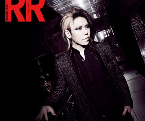 aoi, rock and read, and the gazette image