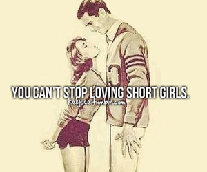 short, love, and girl image