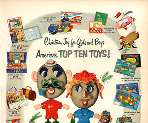 ad, toys, and advert image