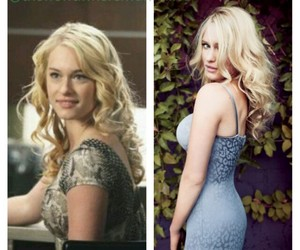 the hunger games, clarisse, and leven rambin image