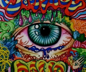 drugs, trip, and acid image