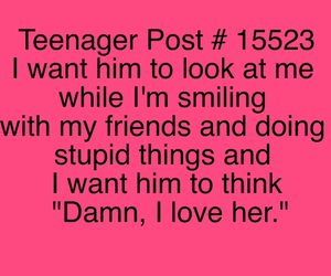 love and teenager post image