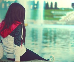 cool, relax, and water image