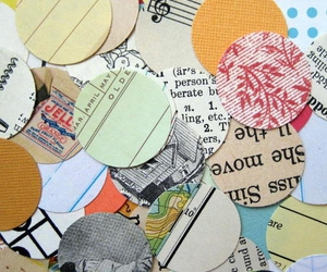 art, Collage, and Paper image